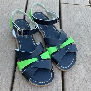 Salt water women's sandals
